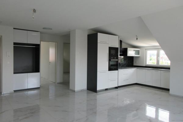 Korridor & Küche